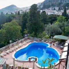 Taormina Park Hotel бассейн