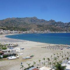 Отель Panoramic Италия, Джардини Наксос - отзывы, цены и фото номеров - забронировать отель Panoramic онлайн пляж