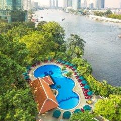 Royal Orchid Sheraton Hotel & Towers Бангкок бассейн фото 2