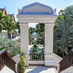 Отель Novotel Samui Resort Chaweng Beach Kandaburi балкон