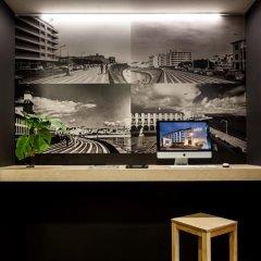 Отель Neat Hotel Avenida Португалия, Понта-Делгада - 1 отзыв об отеле, цены и фото номеров - забронировать отель Neat Hotel Avenida онлайн гостиничный бар