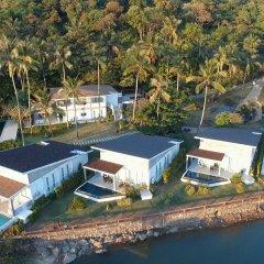 Отель Coconut Bay Club Suite 201 Ланта приотельная территория