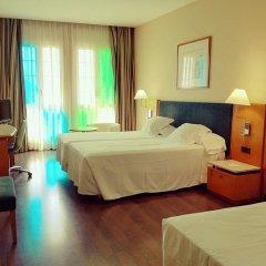 Отель URH Ciutat de Mataró комната для гостей фото 4