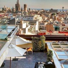 Отель Olivia Plaza Барселона фото 6