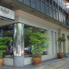 Отель La Residence Bangkok парковка