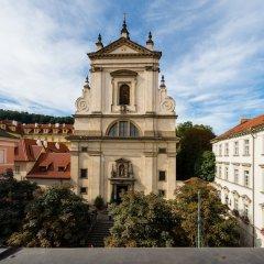 Апартаменты EMPIRENT Apartments Prague Castle балкон