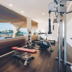 Iberostar Suites Hotel Jardín del Sol – Adults Only (отель только для взрослых) фитнесс-зал фото 4