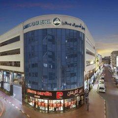 Отель Admiral Plaza Hotel Dubai ОАЭ, Дубай - отзывы, цены и фото номеров - забронировать отель Admiral Plaza Hotel Dubai онлайн вид на фасад