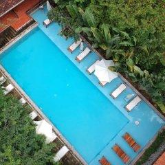 Отель Bauhinia Resort бассейн