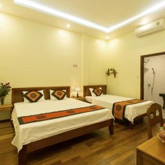 Отель Qua Cam Tim Homestay комната для гостей фото 3