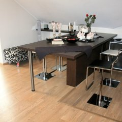 Апартаменты Oldhouse Apartments Таллин гостиничный бар
