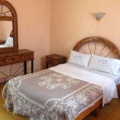 Отель Gallo Rubio Мексика, Гвадалахара - отзывы, цены и фото номеров - забронировать отель Gallo Rubio онлайн комната для гостей фото 2