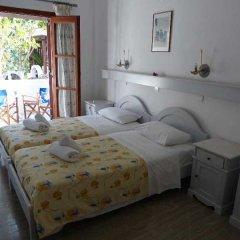 Отель Black Sand Hotel Греция, Остров Санторини - отзывы, цены и фото номеров - забронировать отель Black Sand Hotel онлайн комната для гостей фото 2