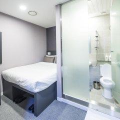 Отель Philstay Myeongdong Metro Южная Корея, Сеул - отзывы, цены и фото номеров - забронировать отель Philstay Myeongdong Metro онлайн комната для гостей фото 3