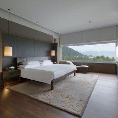 Отель Park Hyatt Sanya Sunny Bay Resort комната для гостей фото 2