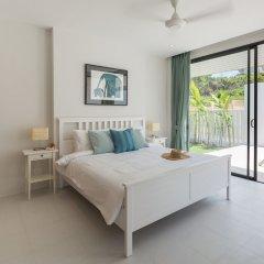 Отель Sam-kah Villa Jade Таиланд, Самуи - отзывы, цены и фото номеров - забронировать отель Sam-kah Villa Jade онлайн комната для гостей фото 2