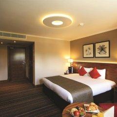 Отель Best Western Palm Hotel Великобритания, Лондон - отзывы, цены и фото номеров - забронировать отель Best Western Palm Hotel онлайн комната для гостей фото 4