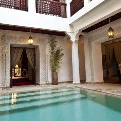Отель Riad Aladdin Марокко, Марракеш - отзывы, цены и фото номеров - забронировать отель Riad Aladdin онлайн бассейн фото 3