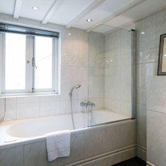 Апартаменты Leidsesquare Apartments ванная