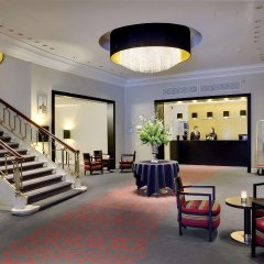 Scandic Palace Hotel интерьер отеля