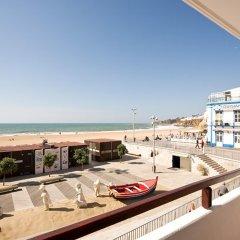 Отель Edificio Albufeira - Apartamentos балкон