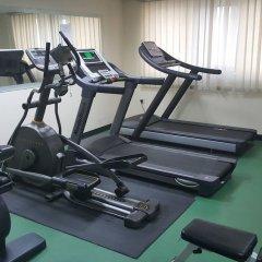 Al Hayat Hotel Apartments фитнесс-зал