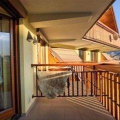 Отель VISITzakopane Rainbow Apartments Польша, Закопане - отзывы, цены и фото номеров - забронировать отель VISITzakopane Rainbow Apartments онлайн балкон