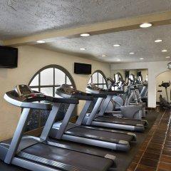 Отель Santa Barbara House фитнесс-зал
