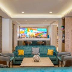 Отель Ddream Hotel Мальта, Сан Джулианс - отзывы, цены и фото номеров - забронировать отель Ddream Hotel онлайн гостиничный бар