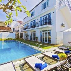 Отель Hoi An Sunny Pool Villa бассейн фото 3
