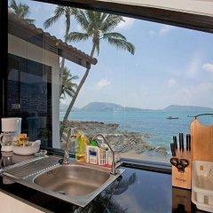 Отель Kalim Bay Villa питание фото 2
