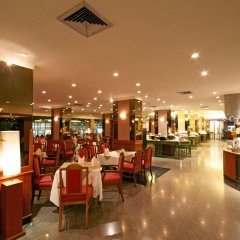 Bangkok Palace Hotel питание