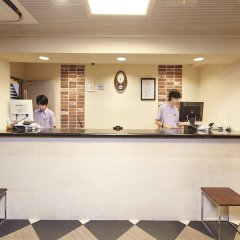 Hotel Wing International Kourakuen гостиничный бар