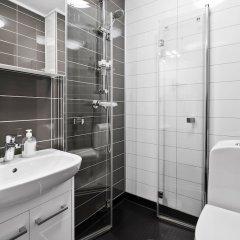 Отель Brygga Gjestehus ванная