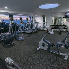 Отель Las Brisas Acapulco фитнесс-зал фото 2