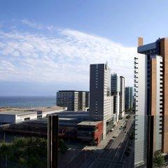 Hotel SB Diagonal Zero Barcelona балкон