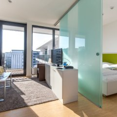 Отель Carat Residenz-Apartmenthaus комната для гостей фото 4