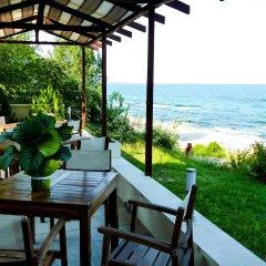 Albizia Beach Hotel пляж