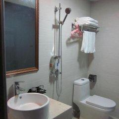 Отель Nanguo Chain Hotel- Fumin Branch Китай, Шэньчжэнь - отзывы, цены и фото номеров - забронировать отель Nanguo Chain Hotel- Fumin Branch онлайн ванная фото 2