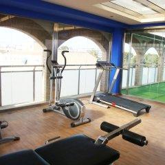 Отель Regente Aragón фитнесс-зал фото 4