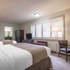 Отель Rodeway Inn Convention Center США, Лос-Анджелес - отзывы, цены и фото номеров - забронировать отель Rodeway Inn Convention Center онлайн комната для гостей