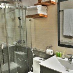 Отель Airport Comfort Inn Premium Мальдивы, Северный атолл Мале - отзывы, цены и фото номеров - забронировать отель Airport Comfort Inn Premium онлайн ванная фото 2