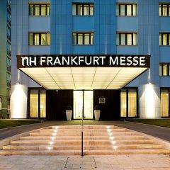 Отель NH Frankfurt Messe парковка