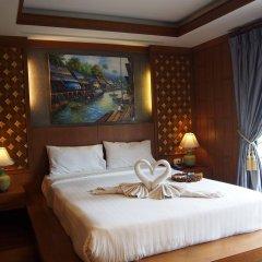 Отель Renoir Boutique Патонг комната для гостей фото 2