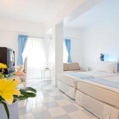Ambassador City Jomtien Hotel Inn Wing комната для гостей фото 4