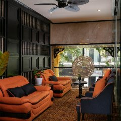 Noble Boutique Hotel Hanoi интерьер отеля