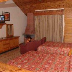 Отель Cabañas Sierra Bonita комната для гостей