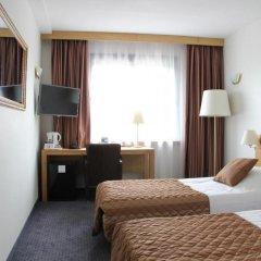 Отель Bastion Hotel Utrecht Нидерланды, Утрехт - 1 отзыв об отеле, цены и фото номеров - забронировать отель Bastion Hotel Utrecht онлайн комната для гостей фото 2