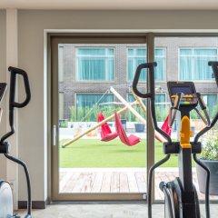 Отель Olympic Hotel Нидерланды, Амстердам - 1 отзыв об отеле, цены и фото номеров - забронировать отель Olympic Hotel онлайн фитнесс-зал