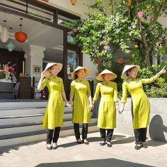 Отель Hoi An Odyssey Hotel Вьетнам, Хойан - 1 отзыв об отеле, цены и фото номеров - забронировать отель Hoi An Odyssey Hotel онлайн спортивное сооружение